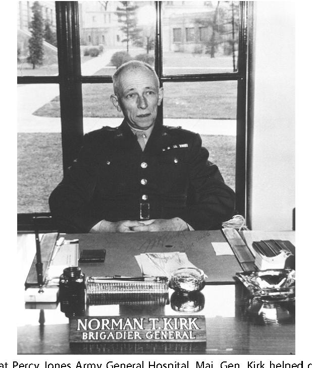 General Normal T. Kirk