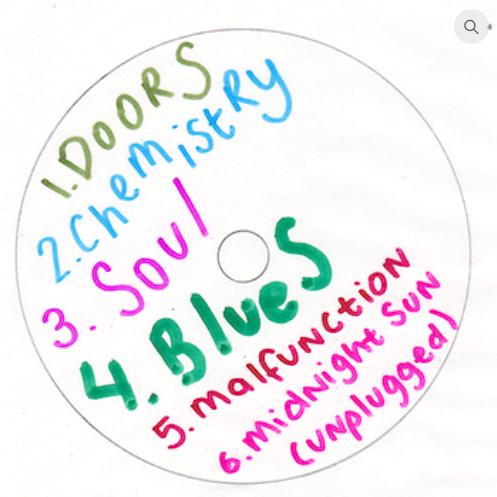 CD TAL-ĠENN (2016) EP