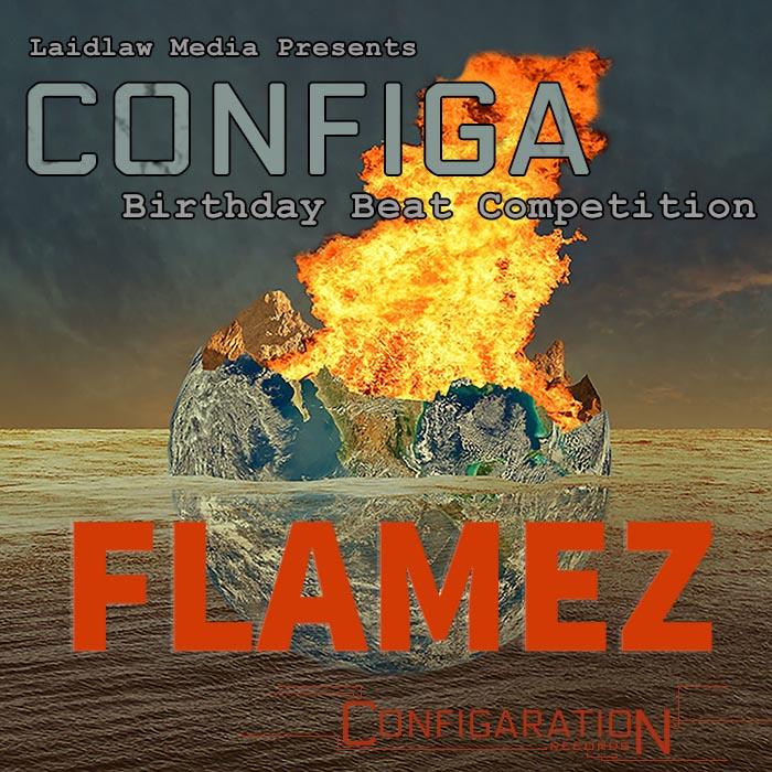 Configa Birthday Beat Competition Contest Beat - FLAMEZ