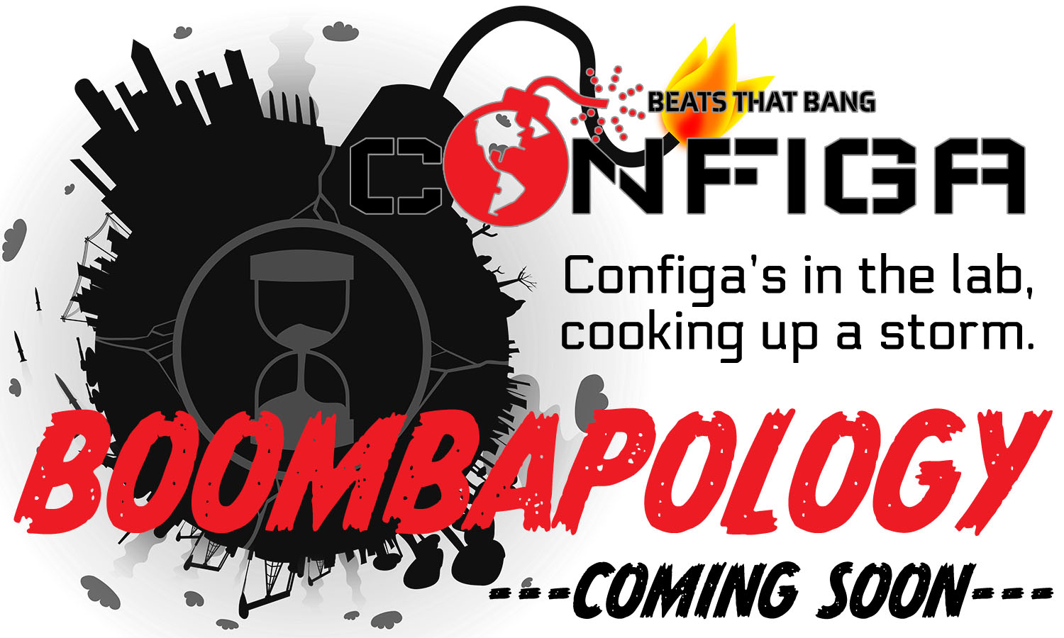 Configa - Boombapology | COMING SOON!