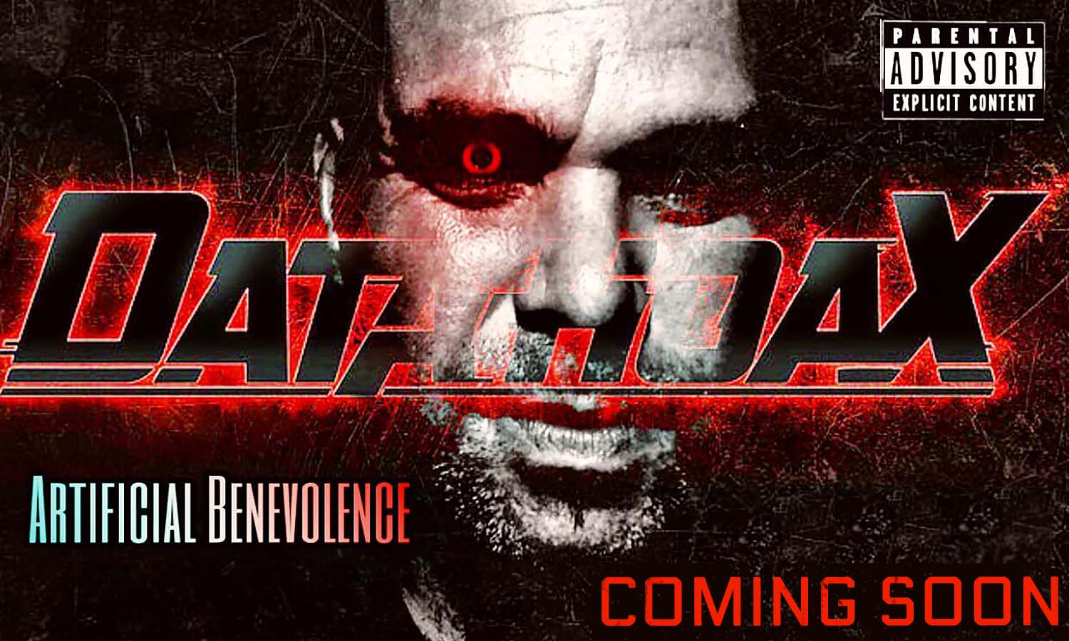 DataHoaX - Artificial Benevolence | COMING SOON!