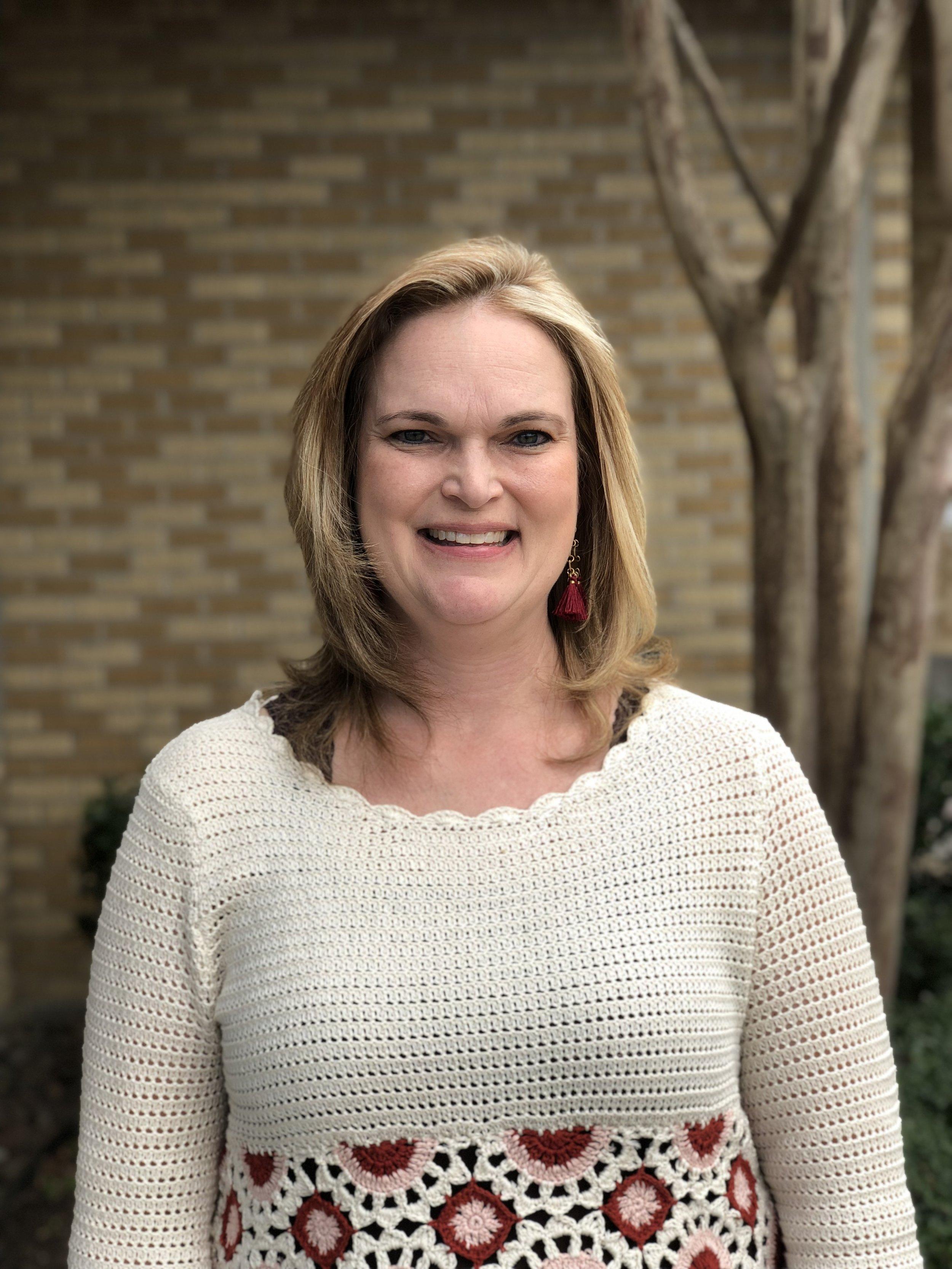 Jennifer Howington - Minister of Preschool/ChildrenSeptember 2011-present