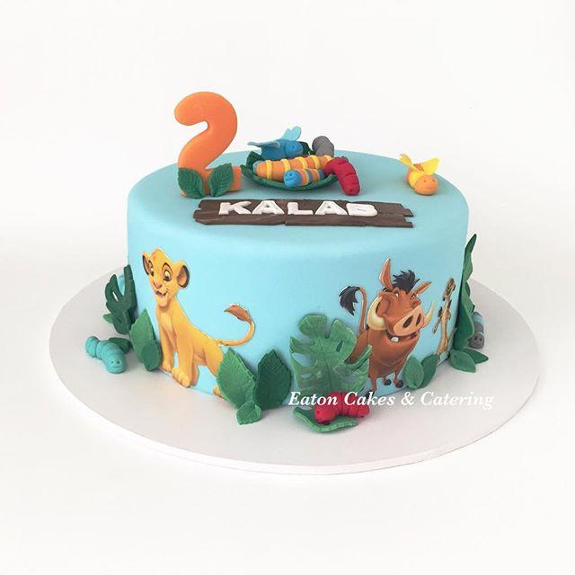 Hukuna matuta .. it means no worries!! Lots of bugs and slimy grubs for Kalab's Birthday cake recently 🐛🐛 #eatoncakes #cakes #cupcakes #cookies #handmade #colourful #hakunamatata #creepycrawlies #timonandpumba #junglecake #simba #thelionkingcake #macarthurnsw #lovelocal