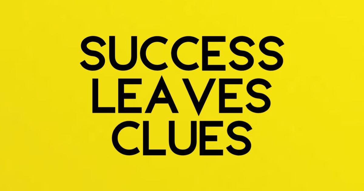 success leaves clues blog lilly the legend blog