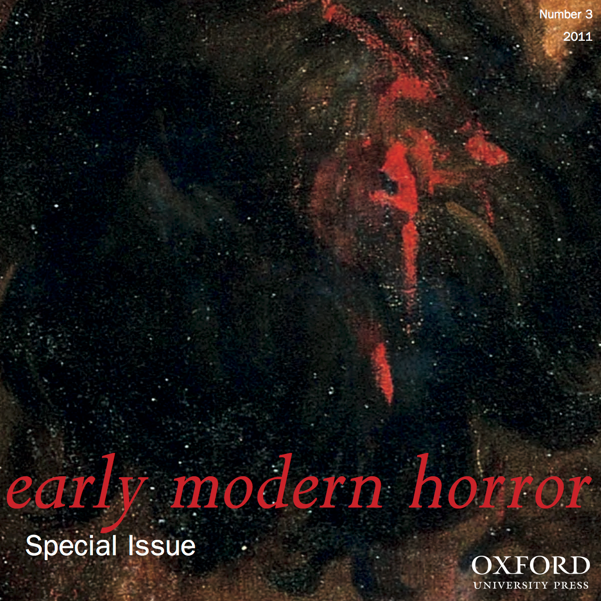EARLY MODERN HORROR