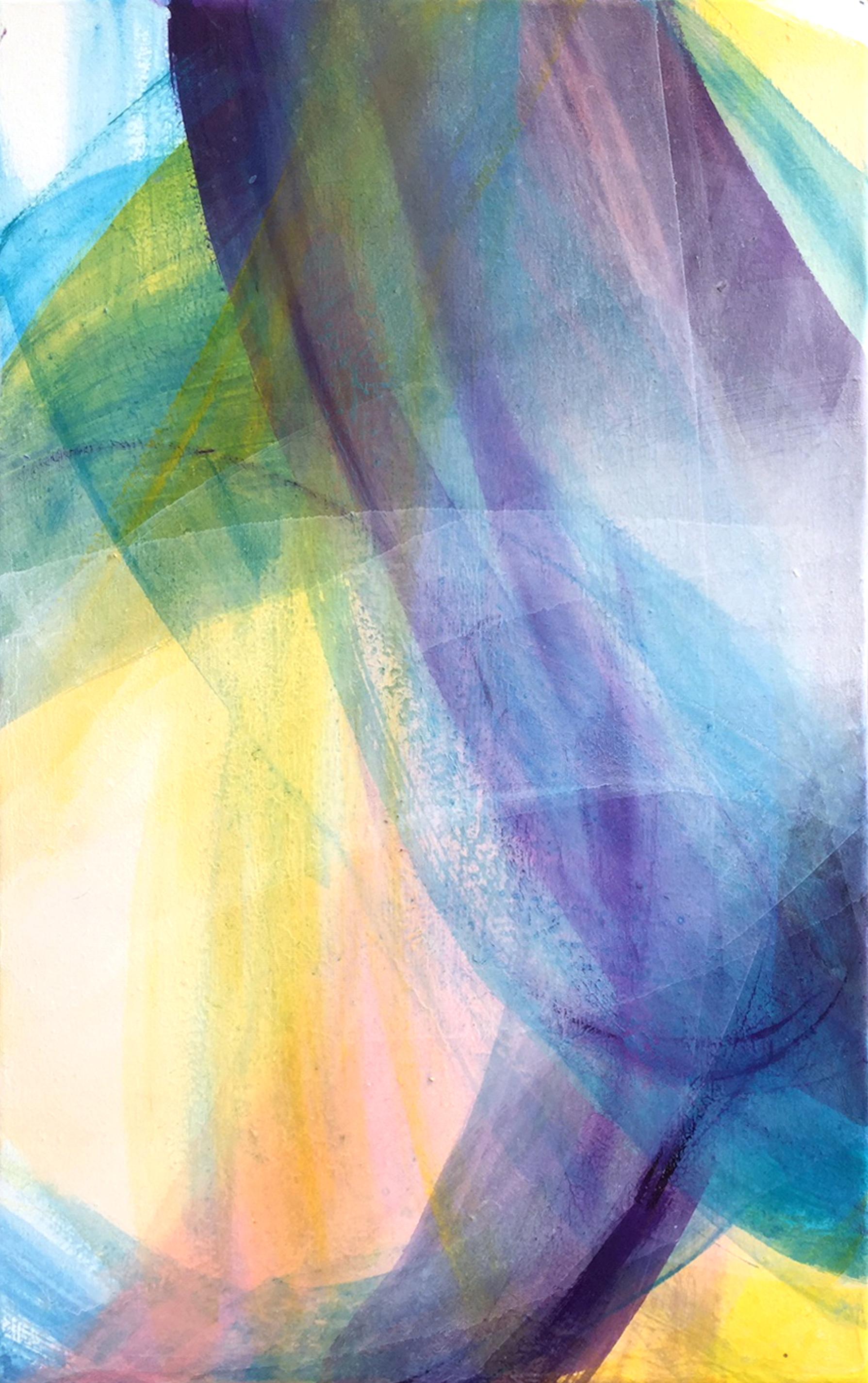 ' 19-12 ' acrylic on canvas 530×333mm