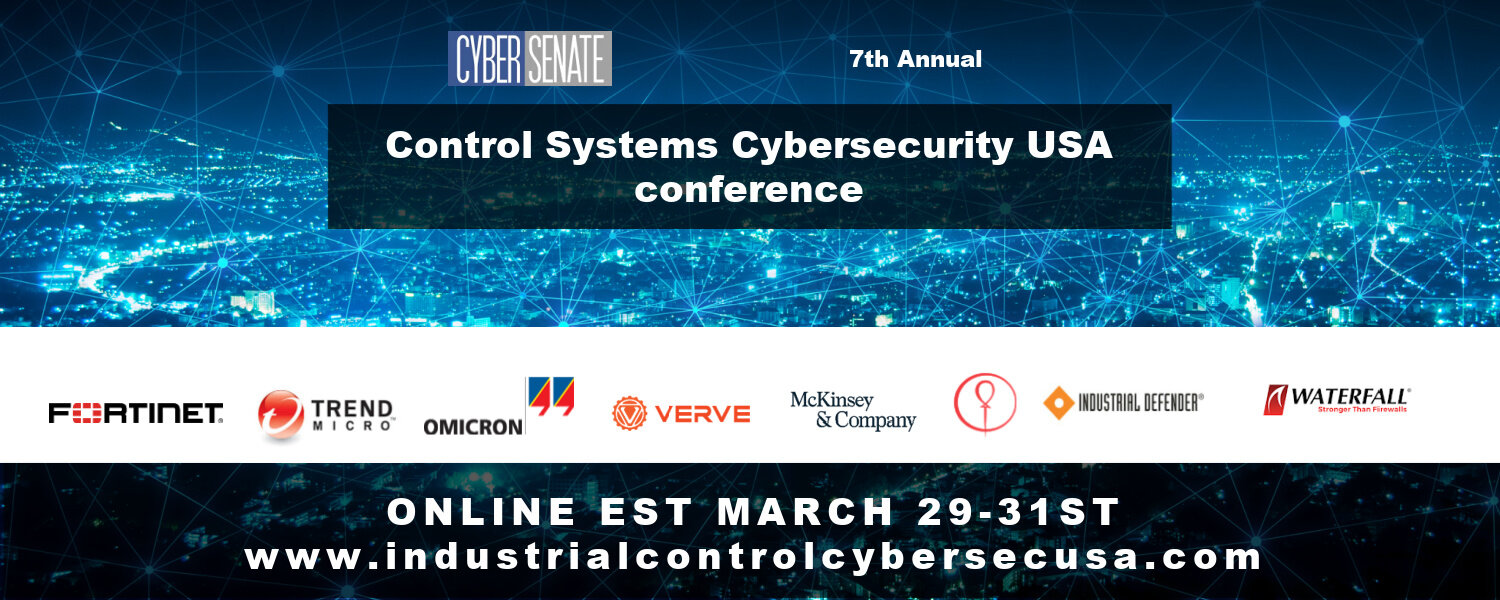 Control Systems Cybersecurity USA conference