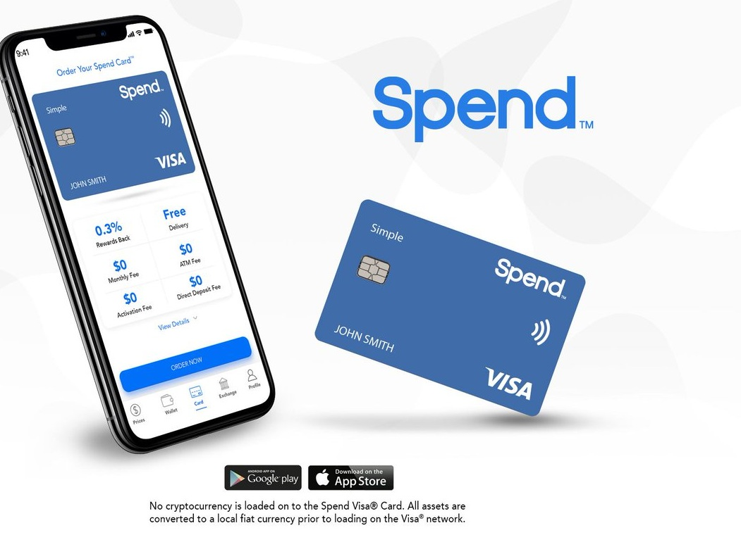 SPEND: - Want to start spending crypto? Use the code RT3BSJ at : https://www.spend.com/wallet/ and earn rewards!