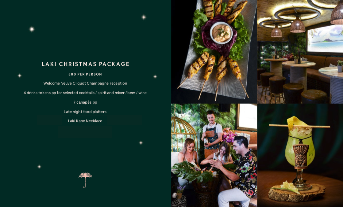 Laki Kane Christmas Packages