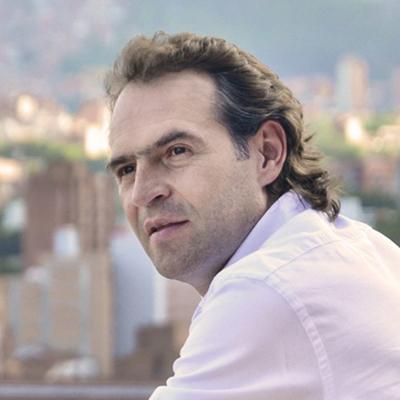Federico Gutiérrez - Mayor of Medellin