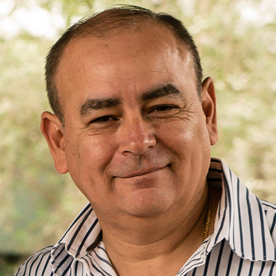 Enrique Gamero Maldonado - General Manager, Inkaterra