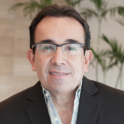 Juan Carlos Santos - CEO, BPO Asesores Empresariales & Chairman of the Board Holiday Inn Guayaquil Airport - Ecuador - Mr. Santos is the CEO and owner of BPO Asesores Empresariales. BPO is a specialized financial consulting and project management firm, operating since1999. BPO provides financial advisory in all fields related to corporate finance, private banking and project management with an emphasis on hospitality. Mr. Santos has a Bachelor's Degree in Business Administration from Universidad Laica de Guayaquil and a Master's Degree in Banking and Finance from Universidad Federico Santa María of Chile. He has more than 20 years of experience in the Ecuadorian private and public finance industry. He has held leading managerial positions in financial institutions such as Banco Bolivariano, Banco Internacional, Banco del Austro, and others. In the hospitality industry, his firm has developed the Holiday Inn Guayaquil Airport and is currently developing Holiday Inn Quito Airport and Indigo Galápagos. His firm has been hired as project manager so for the hotel investments in Manta and Galápagos as well. Since 2014, Mr. Santos was a board member of the Latin American and Caribbean Chapter of the Owner's Association at Intercontinental Hotel Group, and a presiding it from 2016 to 2018. Currently, he is a member of the Global Board of the Owner's Association since 2019.