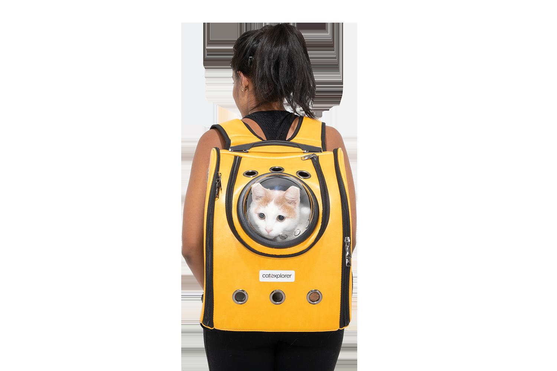Pioneer Cat Backpack
