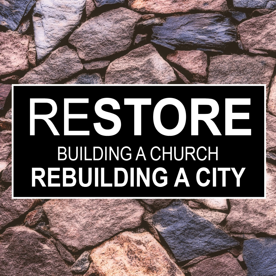 Future Series - A Study in Nehemiah