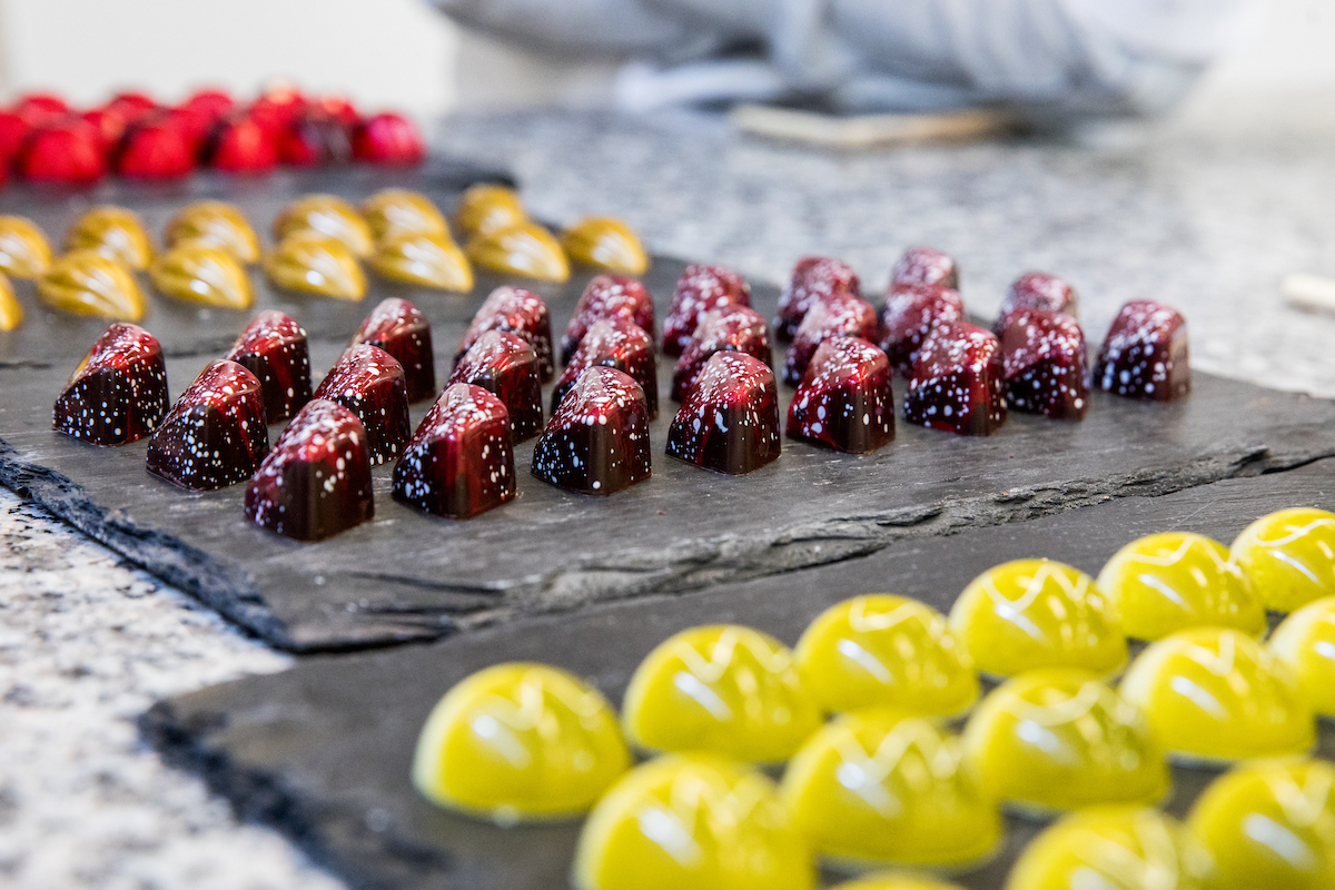 Art of Perfecting - 11-13 September, 2019Improve your knowledge in bean2bar process, heighten your five senses to enjoy the best of chocolate and discover future chocolate techniques to elevate your skills to the next level.