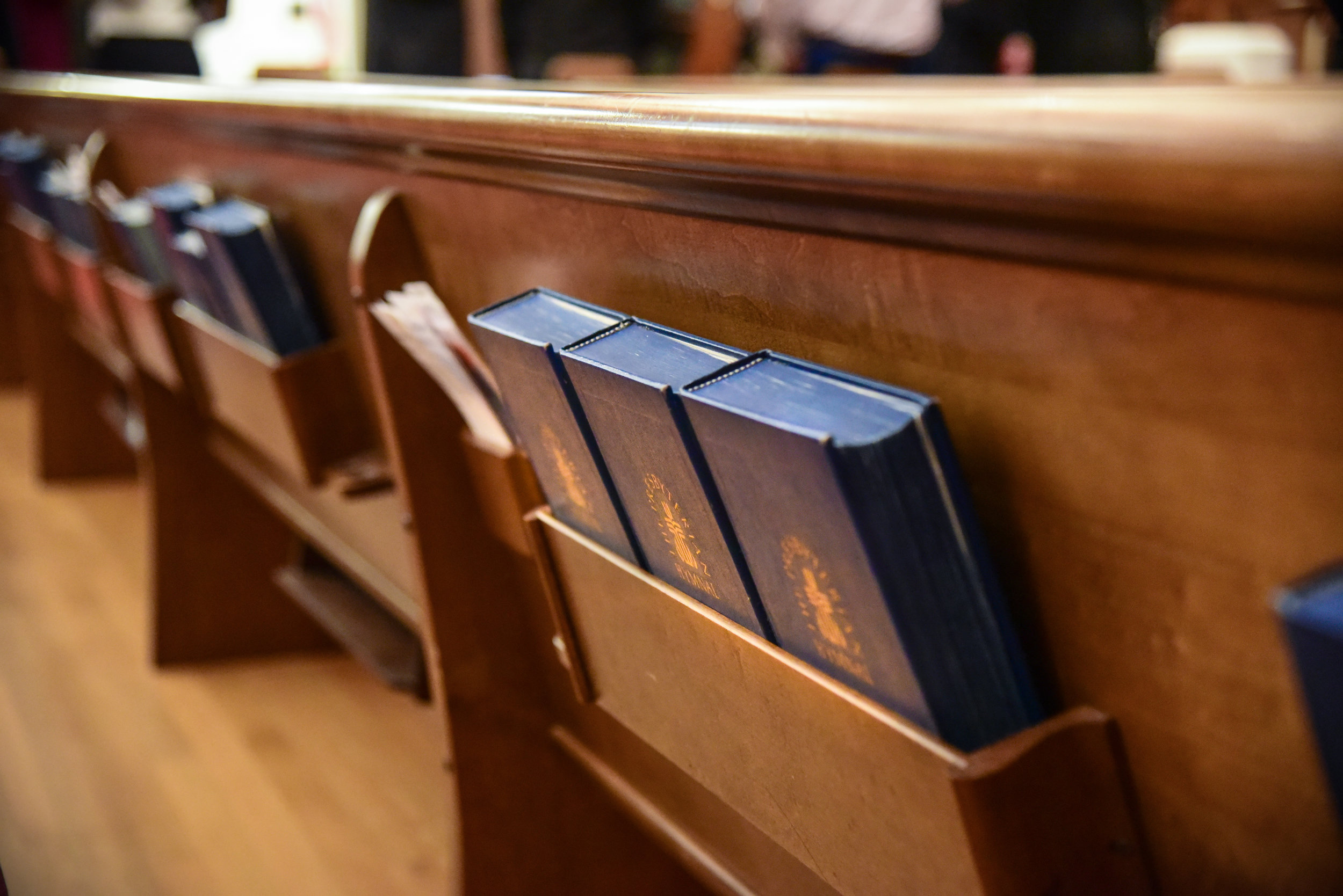 Music - We have a traditional worship service with organ accompaniment for hymns sung from the Presbyterian Hymnal.  Our Chancel Choir sings an anthem each Sunday, and our handbell choir provides a prelude or offertory about once a month.