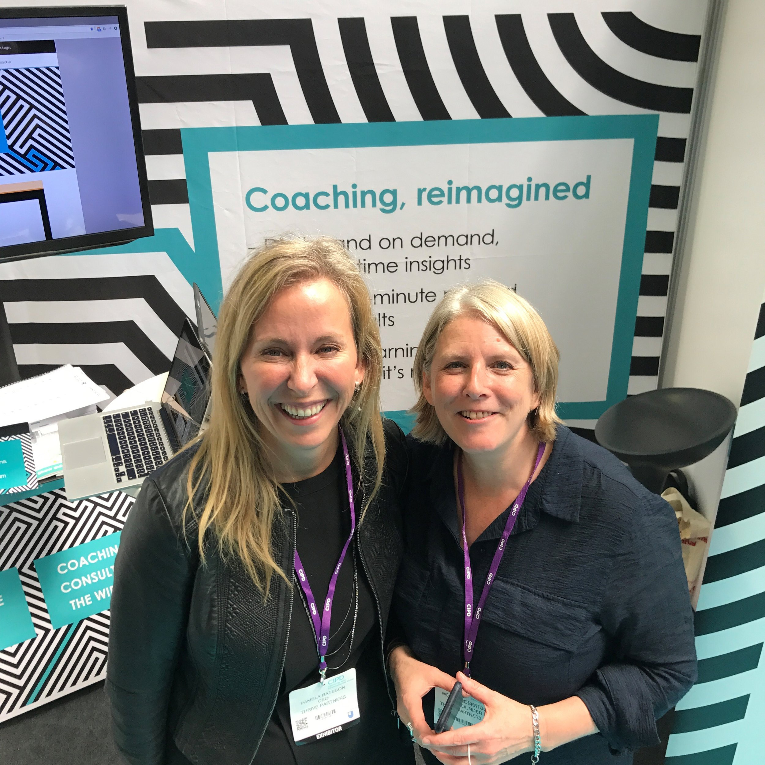 Exhibiting at the CIPD Conference (2017)