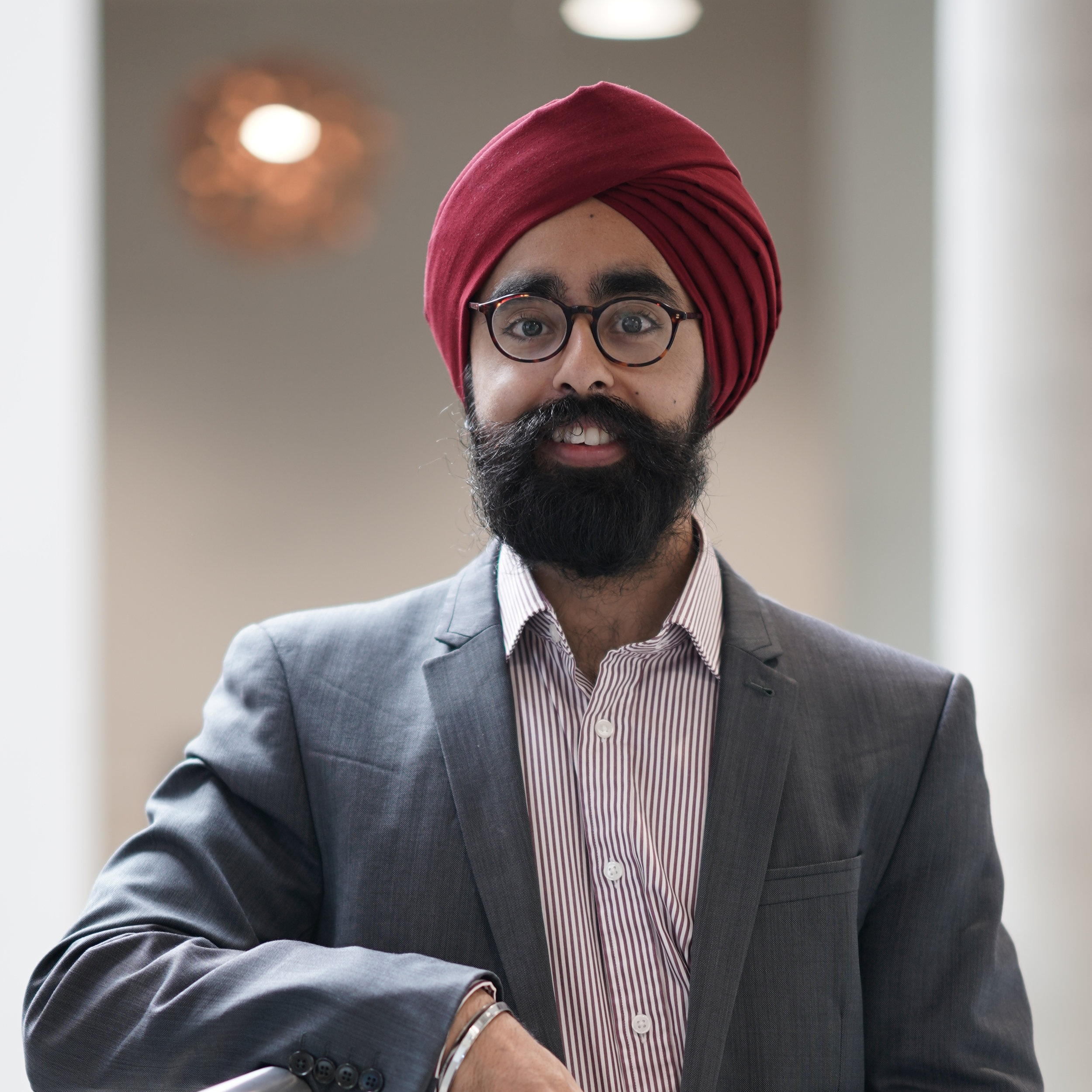 Hira Virdee    - CEO  Hira is an expert on orbit prediction and attitude modelling. He received his PhD from UCL with his thesis on Non-conservative torque and computational attitude modelling of space debris. He has nearly a decade of experience in the space sector. He also has in-depth experience in business and management consulting for FTSE 100 companies, including the application of data science and artificial intelligence to leverage insight from data.