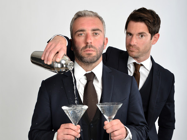 The Thinking Drinkers - Free! Comedy & Tasting