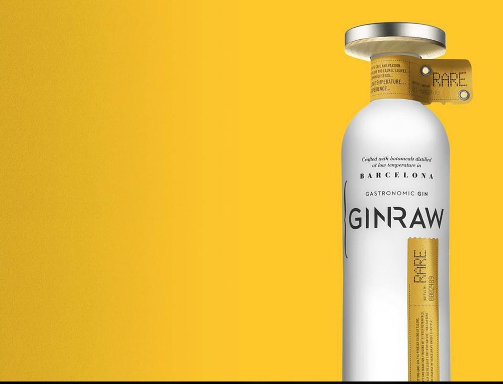 GINRAW - Cocktail Competition