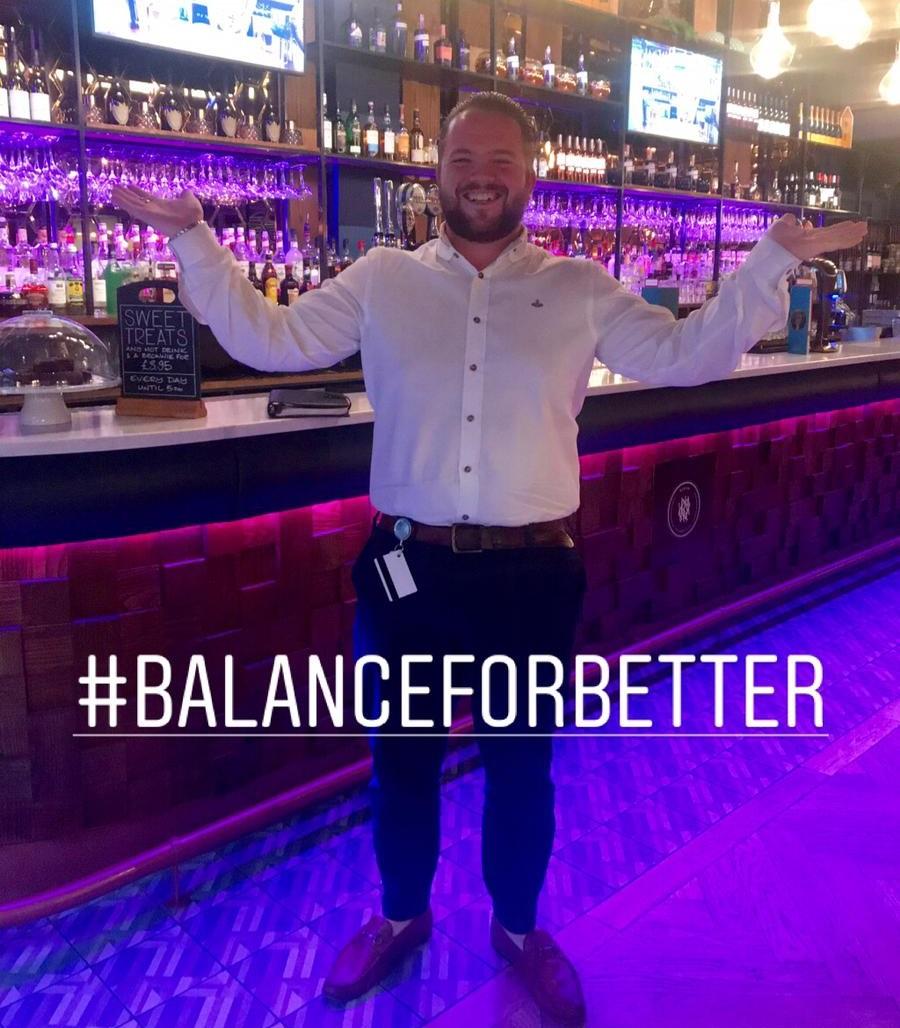 #BalanceforBetter