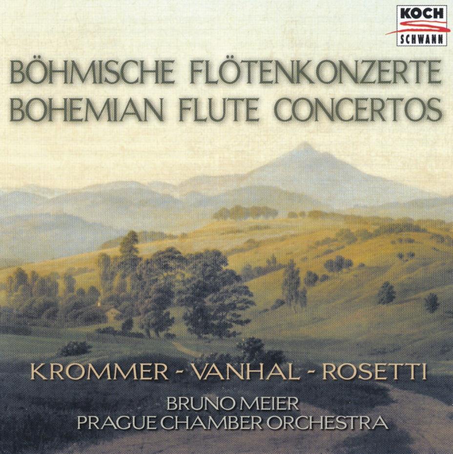 CD Koch Schwann 3-1228-2, 2001