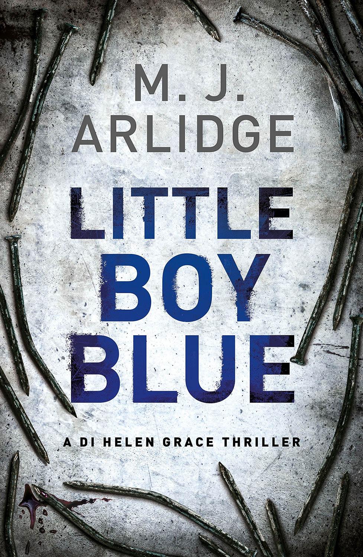 Arlidge, Little Boy Blue Book Cover Photograph by Wolf Kettler