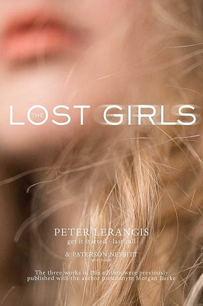 Lerangis, Lost Girls Book Cover Photograph by Wolf Kettler