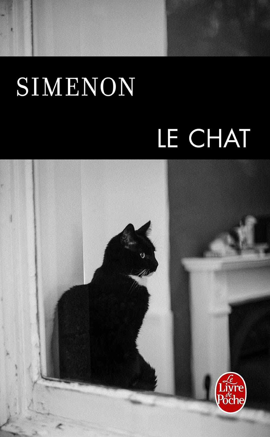 Simenon, Le Chat Book Cover Photograph by Wolf Kettler