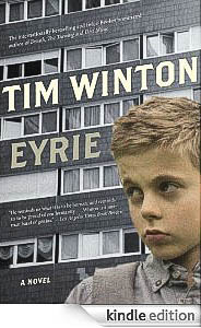 Winton, Eyrie Book Cover Photograph by Wolf Kettler