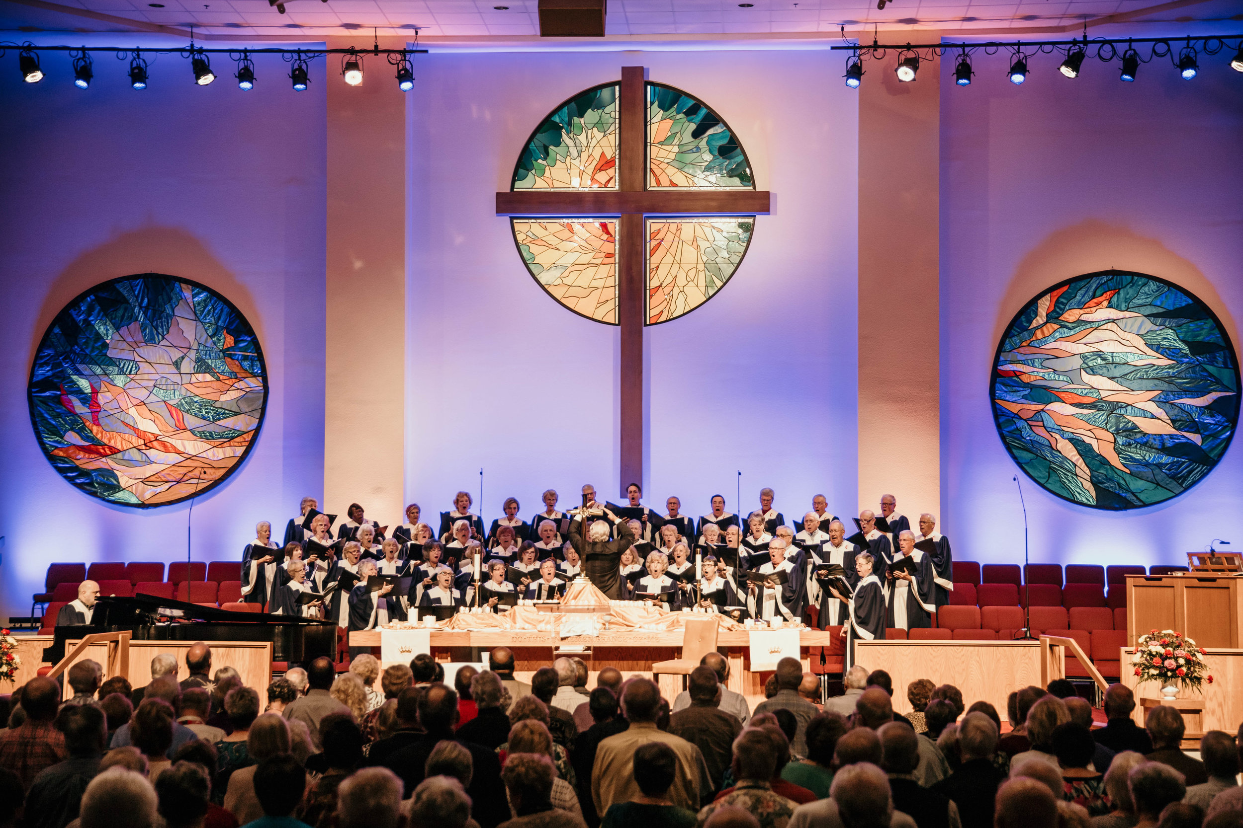 Summerhill - Worship, Music, & The Arts