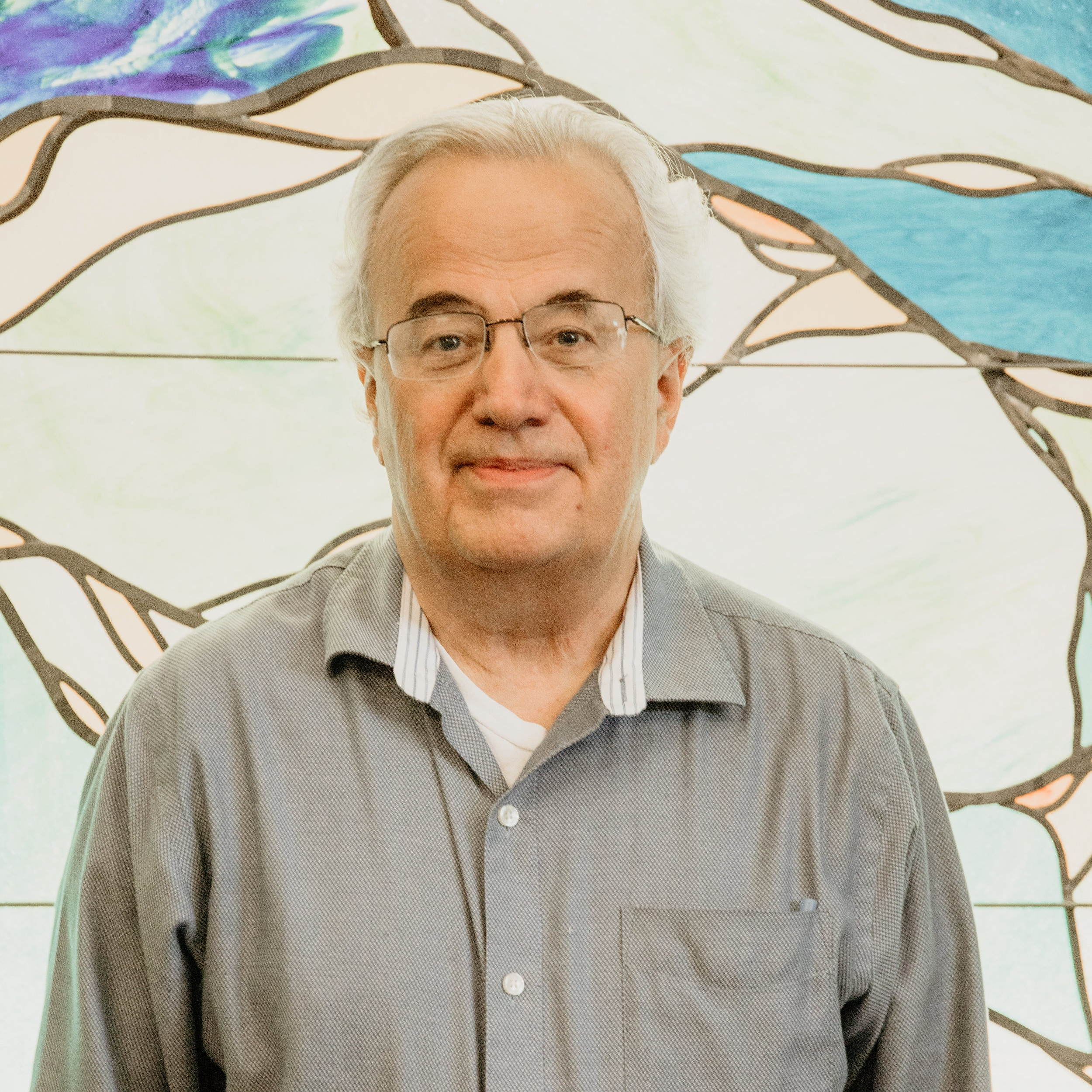 Jeff Vermilya   Director of Congregational Care