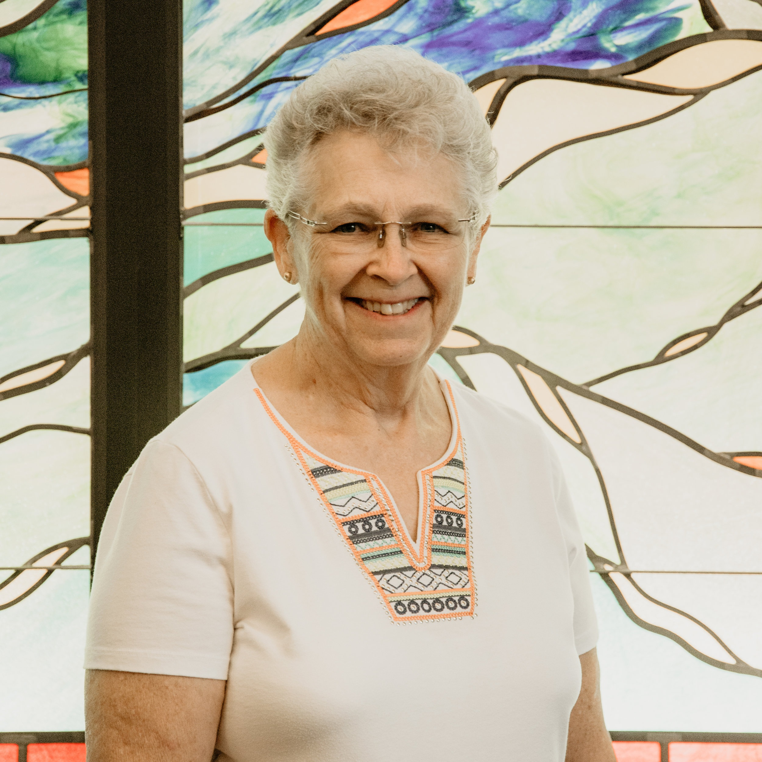 Jean Butler   Handbell Coordinator