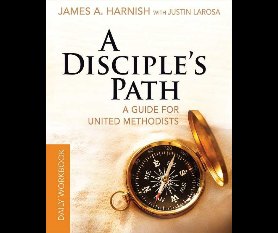 Disciple's Path - A Disciple's Path helps us look beyond membership, presenting an engaging approach to discipleship from a distinctly Wesleyan perspective. It helps you develop spiritual practices, utilize your unique gifts, and engage in ministry that brings transformation to your own life and to the lives of others and the world. The cost of the class is $23.00 and includes two books. Click on the date to register!2019 Classes:Wednesdays, September 25 - November 6 – 9:00 - 10:30 a.m.