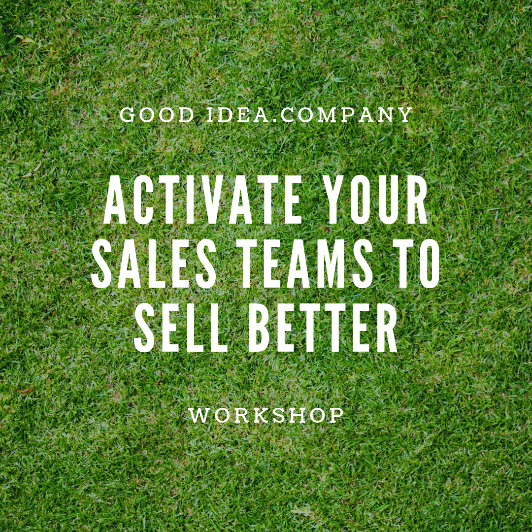 Activate your sales team to sell better