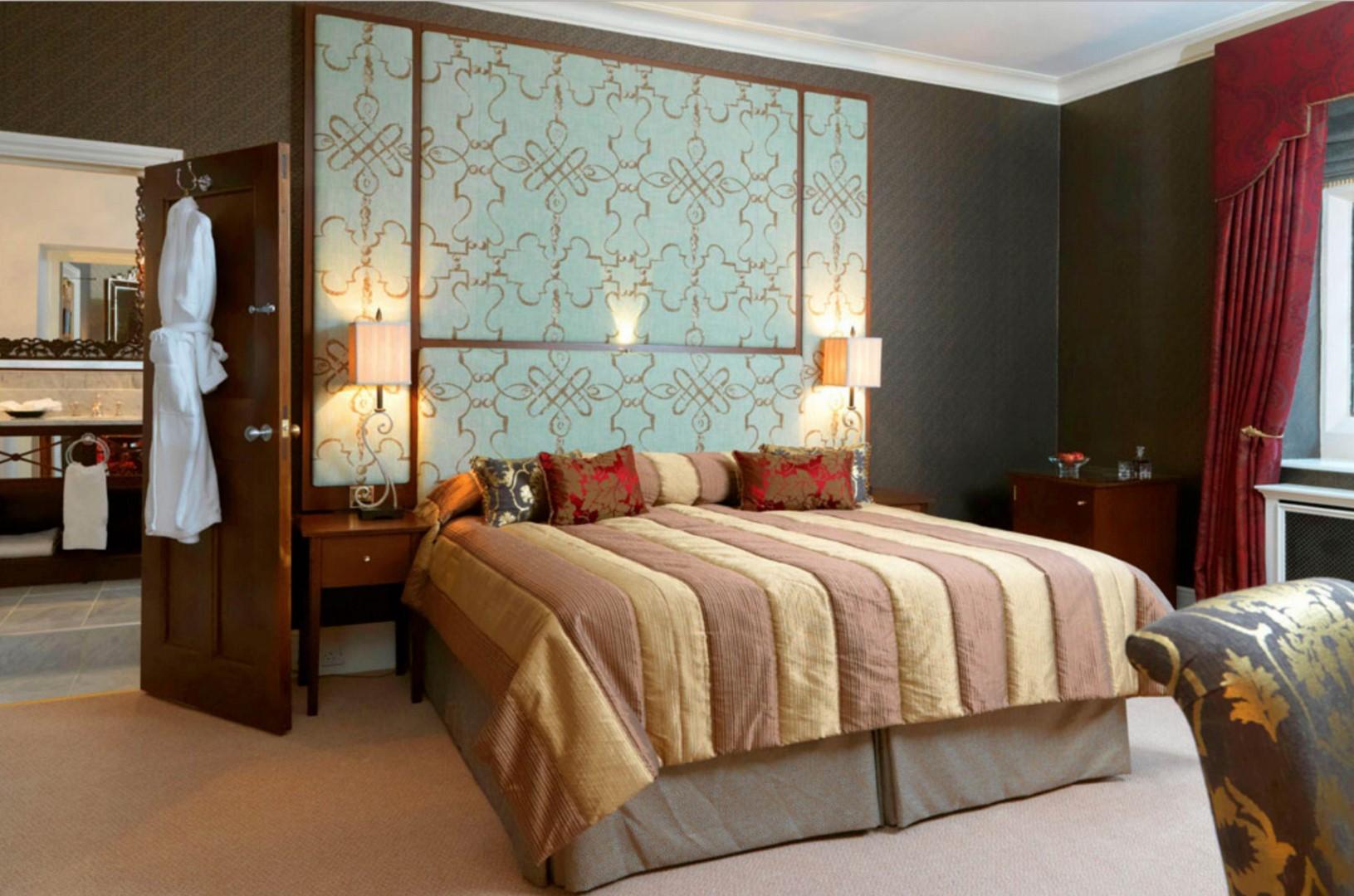 Nina Campbell Suite Bedroom