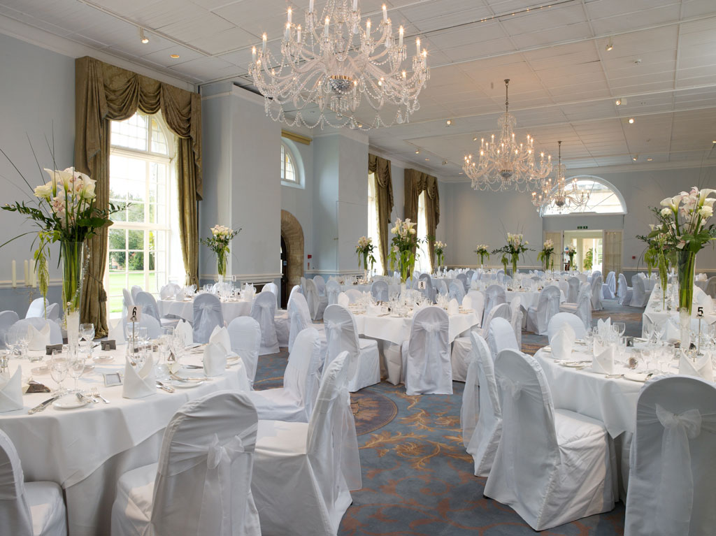 The Grand Hall, Stapleford Park