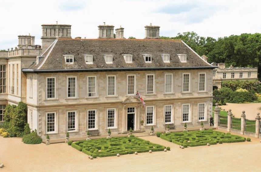 Stapleford Park, Melton Mowbray, Leicestershire