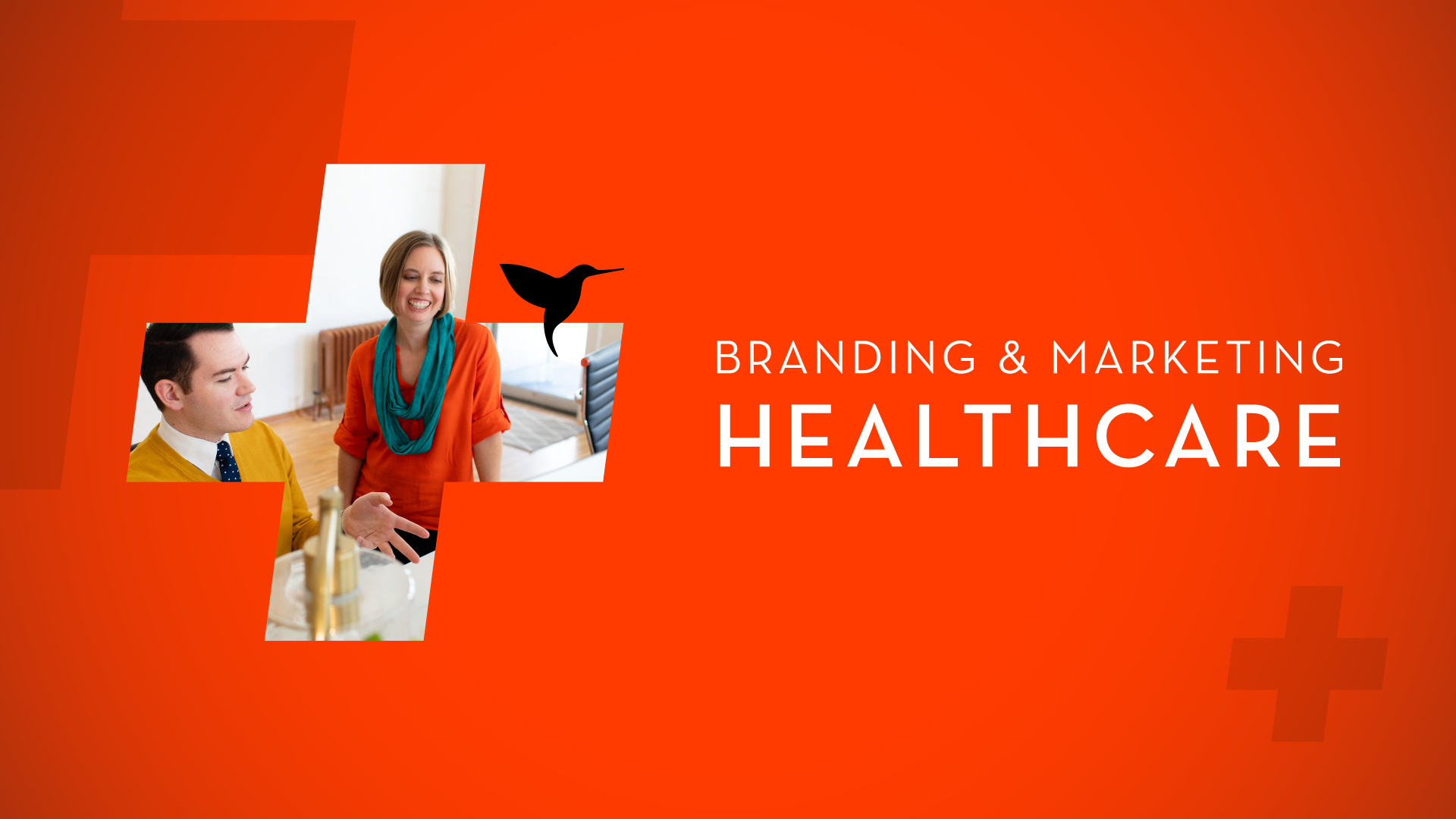Main image of blog titled Healthcare Branding and Marketing