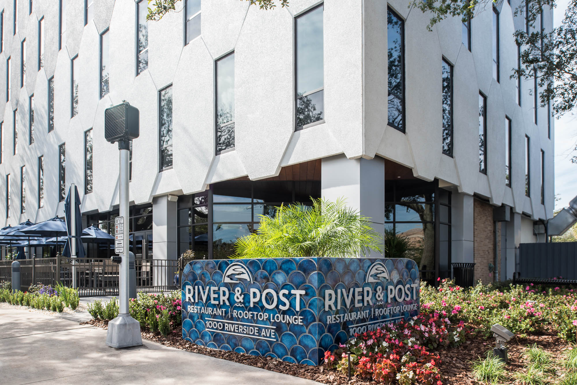 River and Post-Restaurant-Rooftop-Lounge-Jacksonville-Florida-Entry Sign-Entrance-Patio-Facade-Commercial Interior Design.jpg