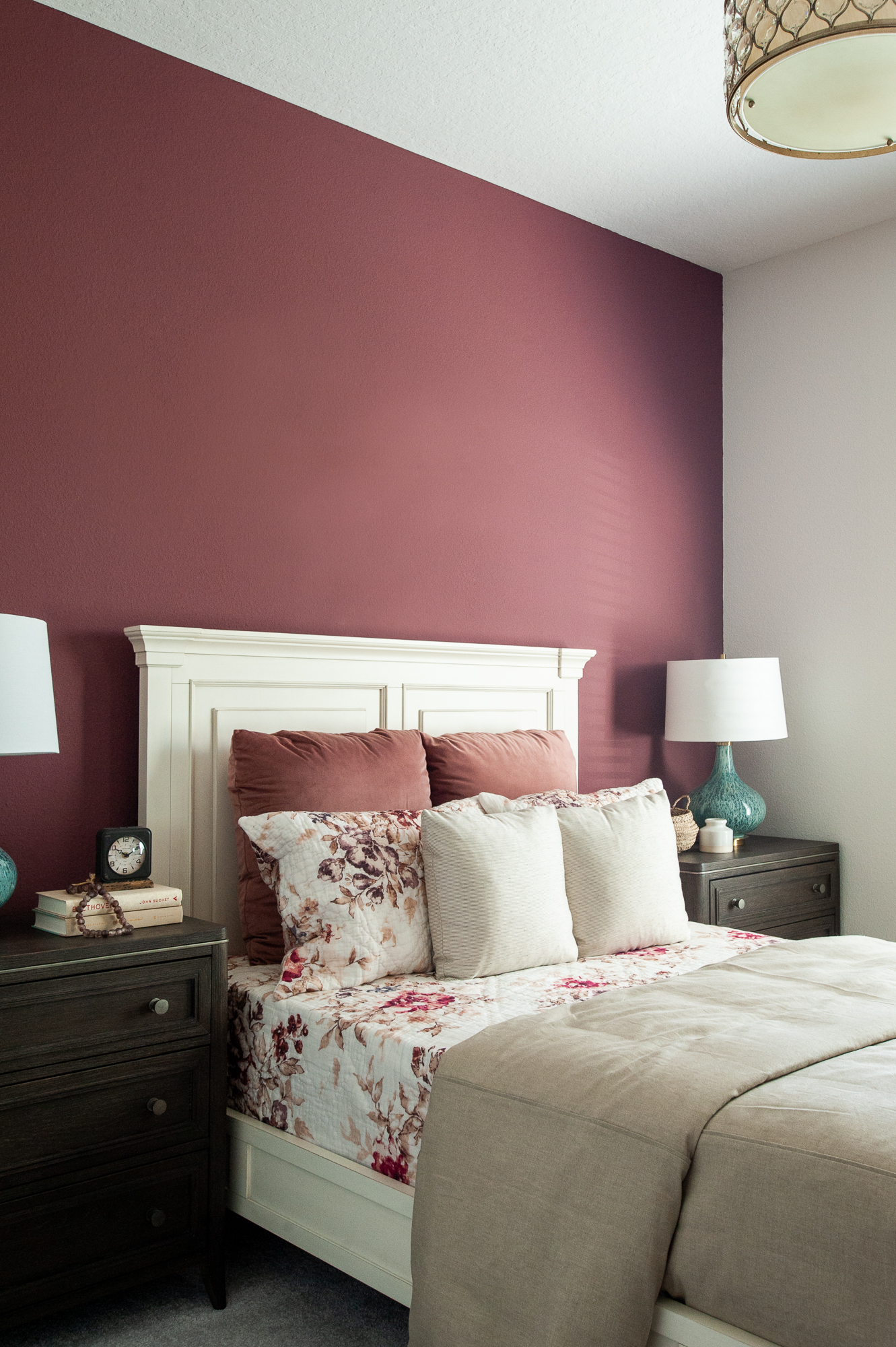 Micamy_Interior Designer_Design_Interior_Model_Merchandising_Guest Bedroom_Accent Wall_Uttemrost_UniversalFurniture_Schumacher_AmityBedding_Lennar_Blog.jpg