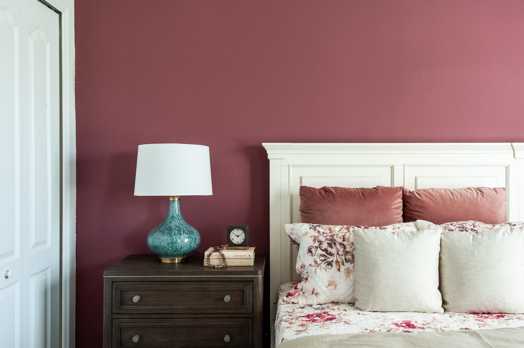 Micamy_Interior Designer_Design_Interior_Model_Merchandising_Guest Bedroom_Accent Wall_Uttemrost_UniversalFurniture_Schumacher_AmityBedding_Lennar_Blog_Styling.jpg
