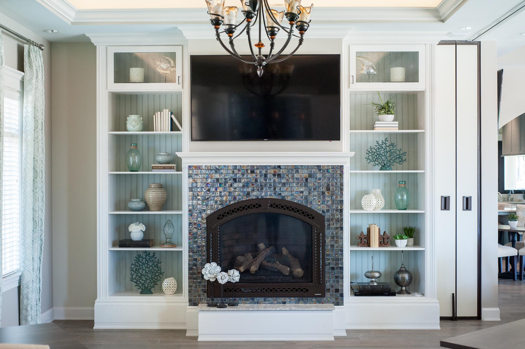 Micamy_Design_Studio_Interior_Design_Artisan_Lakes_Clubhouse_Serene_Coastal_Glass_Mosaic_Tile_Backsplash_Fireplace_SherwinWilliams_Crossville_Blue_ (3).jpg