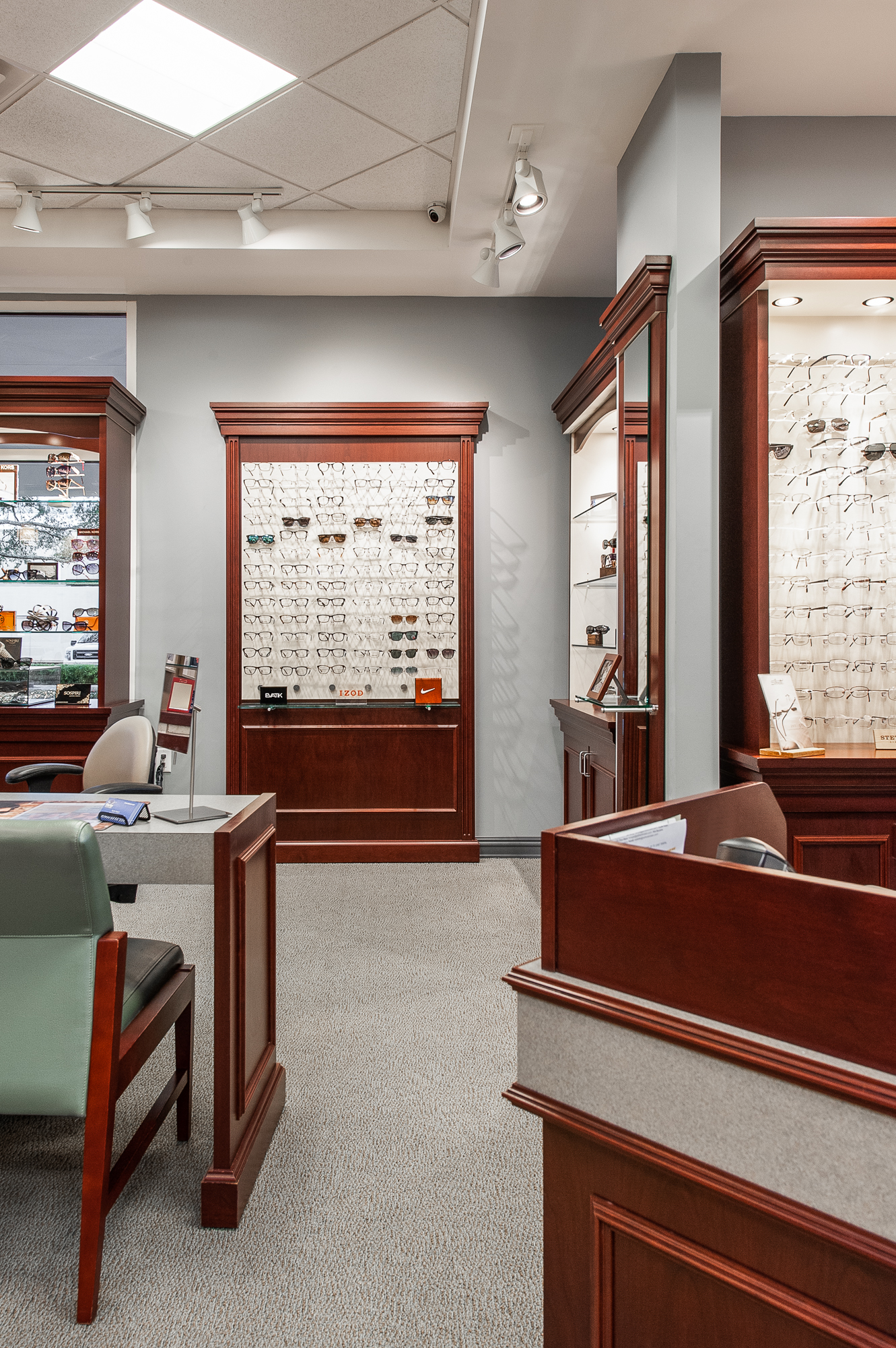 Micamy Design Studio_Interior Design_Clay Eye_Mandarin_Opthamology_Commercial_Office_Medical_Eye Care_Renovation_Crossville_Interiors_Artwork_Coastal_Crossville_Eykon2.jpg