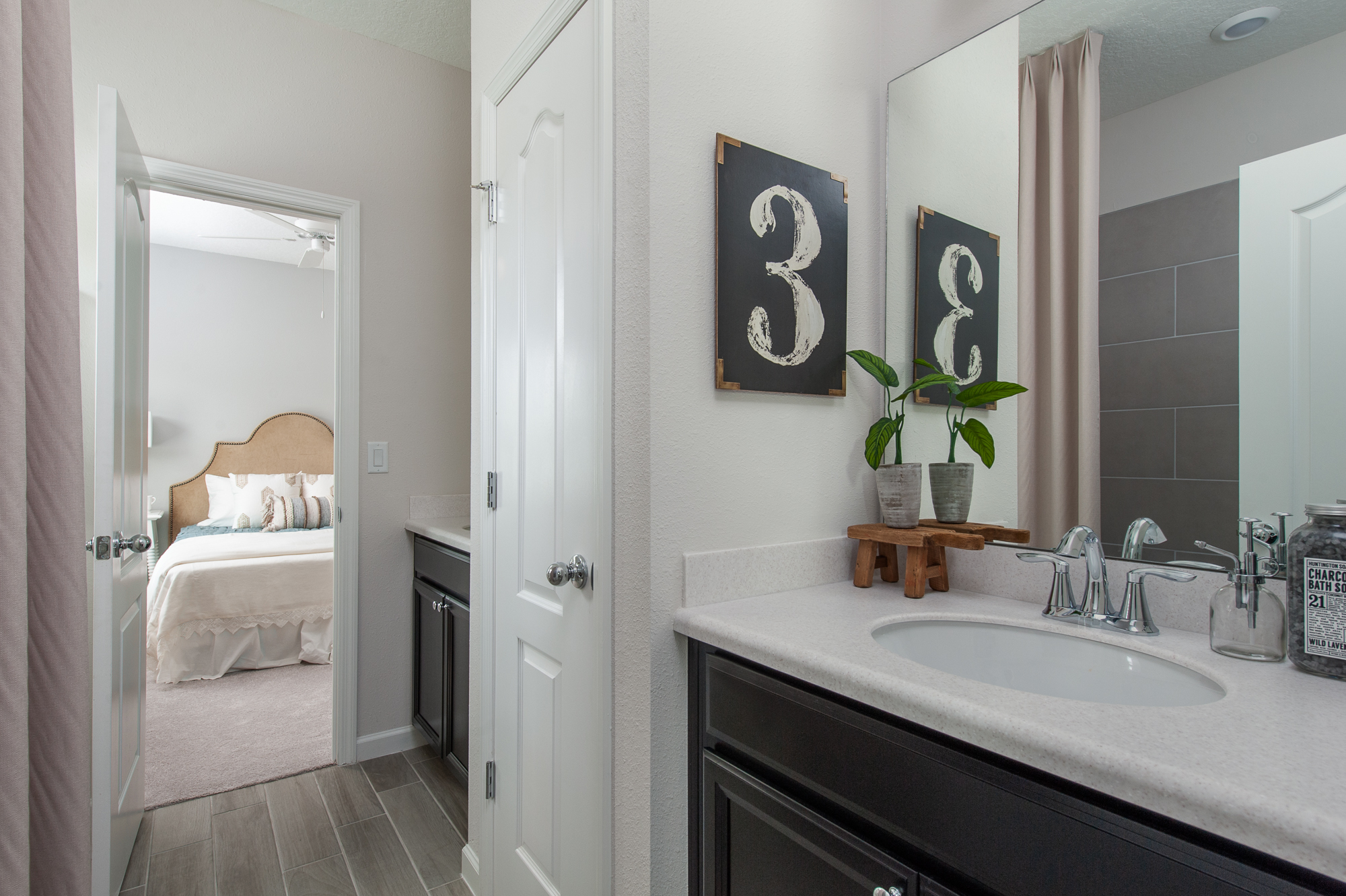 Micamy Design Studio_Model Home_Interior Design_Orchard Cove_Modern Coastal_Girls Room_Boys Room_Jack and Jill Bath.jpg