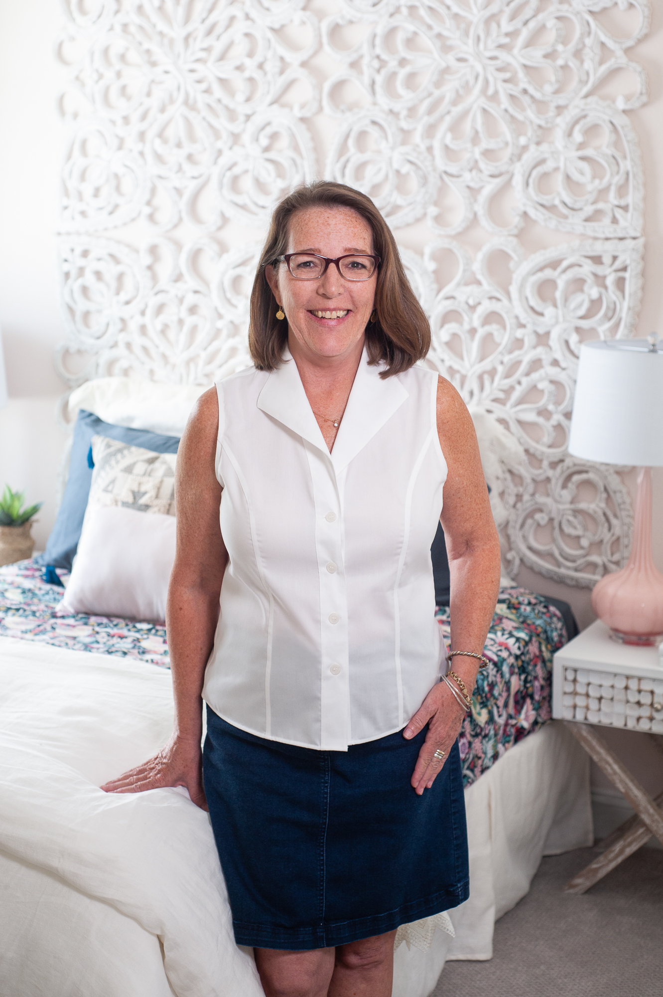 MEET SUE - The woman behind our corporate interiors department!