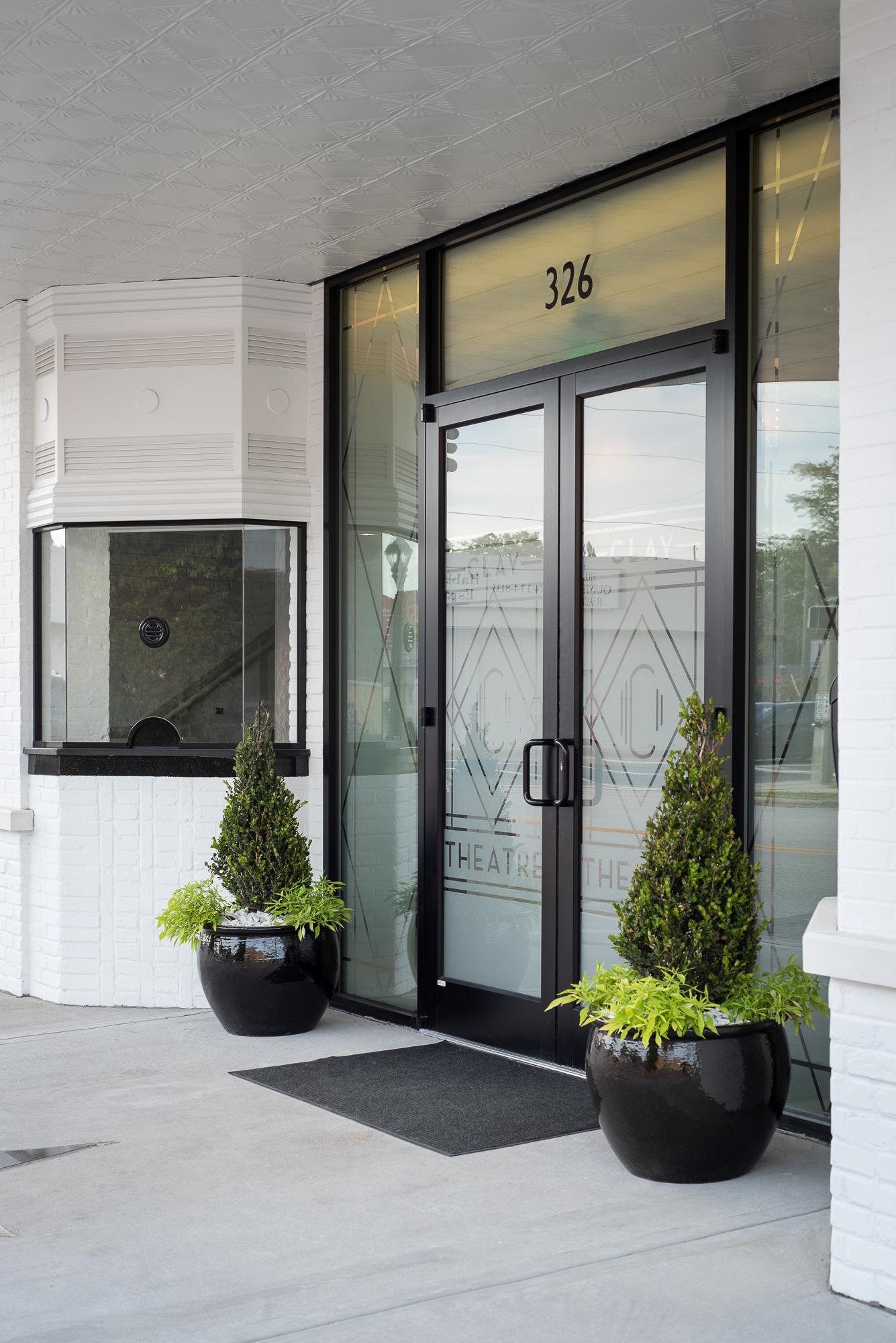 Micamy Design Studio_Interior Design_Clay Theatre_Event Space_Venue_Wedding_Art Deco_Modern_Historic_Renovation_Exterior_Front Door_Ticket Window.jpg