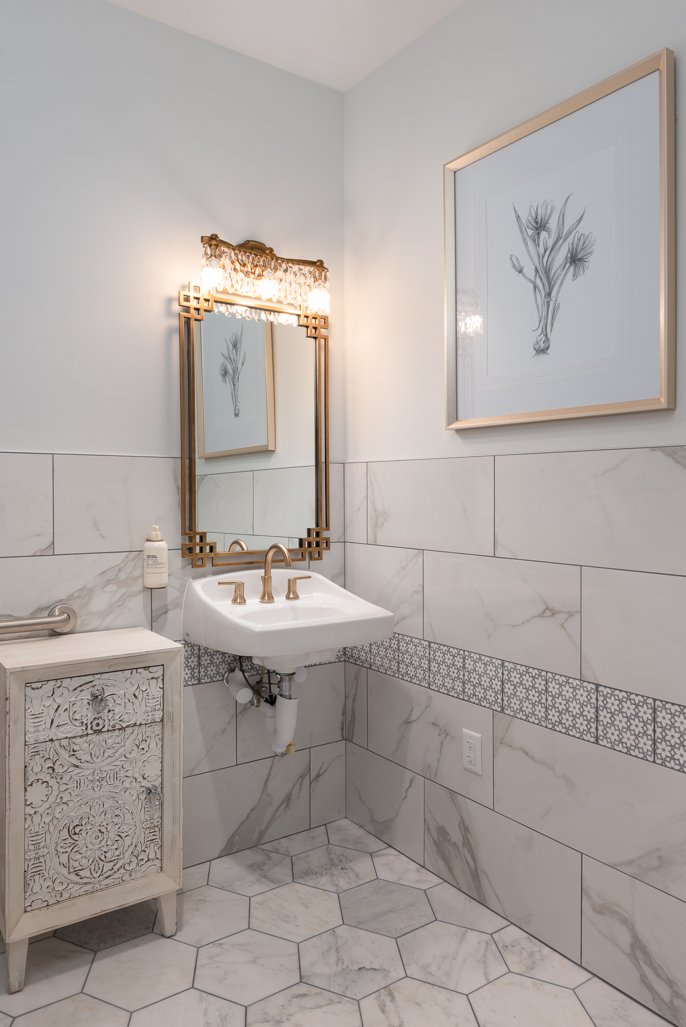 Micamy Design Studio_Interior Design_Clay Theatre_Event Space_Venue_Marble_Art Deco_Modern_Bridal Suite_Tile_Flower_Bathroom (2).jpg
