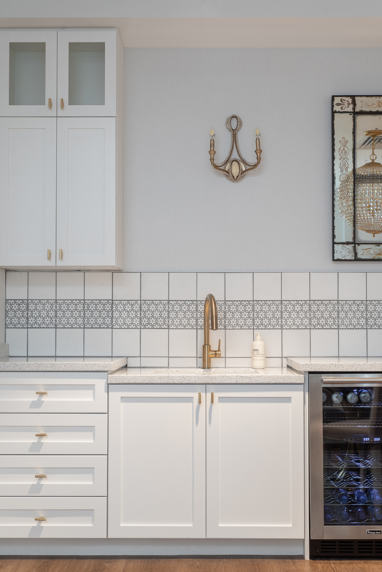 TILE TUESDAY - Take a closer look at the Clay Theatre's bridal suite!