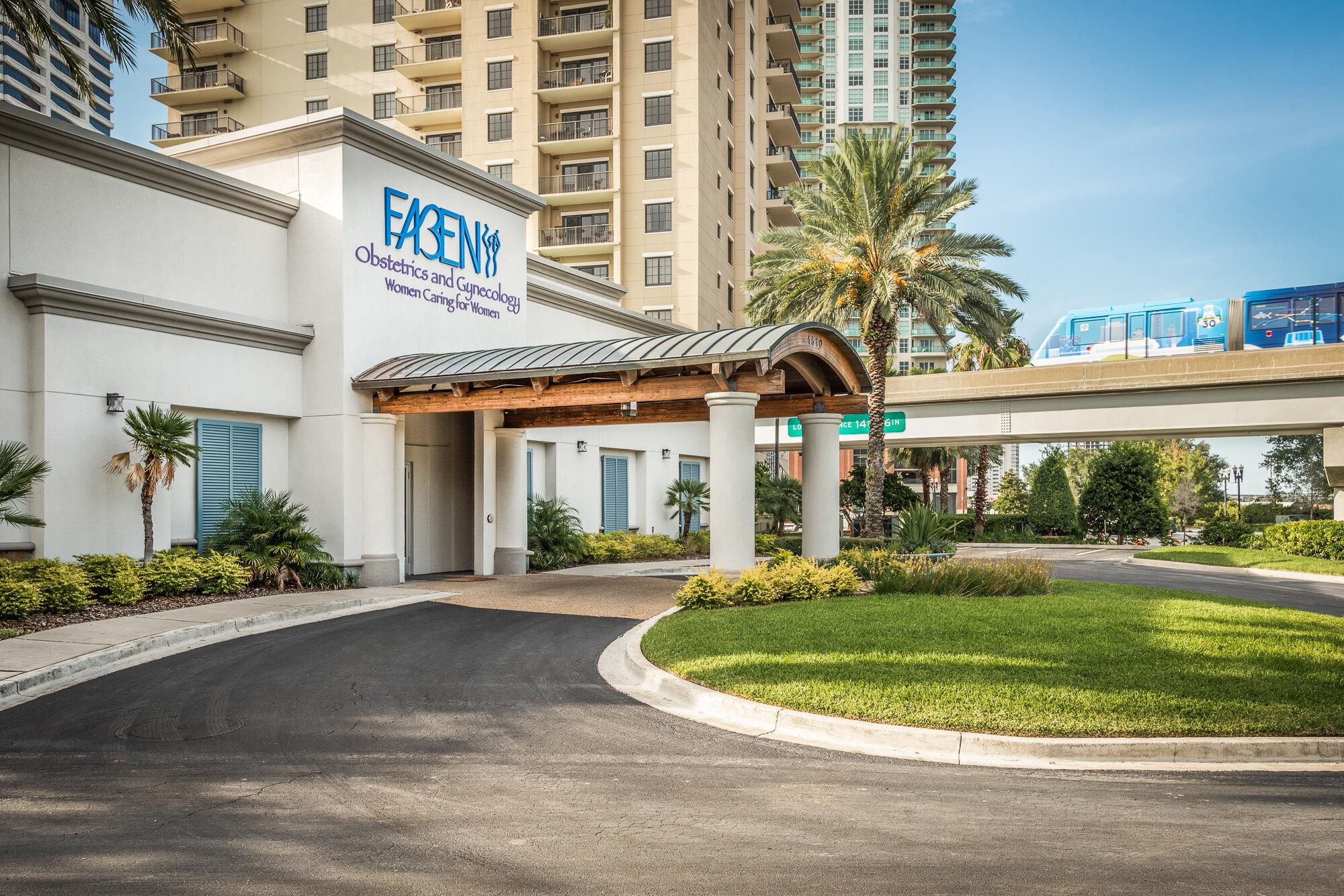 Micamy Design Studio_Interior Design_Faben Obstetrics and Gynelcology_North Florida_Riverplace_San Marco_Healthcare_Office_Medical_Exterior_Entrance_Facade_Architectural (2).jpg